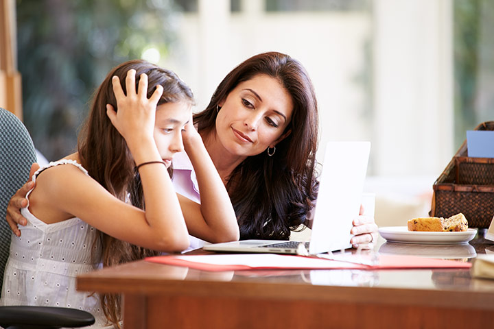 HELP YOUR ADOLESCENT TO HANDLE THEIR EMOTIONS WHILE THEY ARE GOING THROUGH MOOD SWINGS AT HOME.