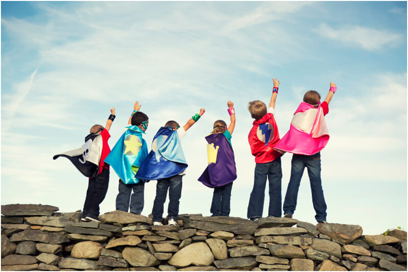 How to develop leadership at a young age
